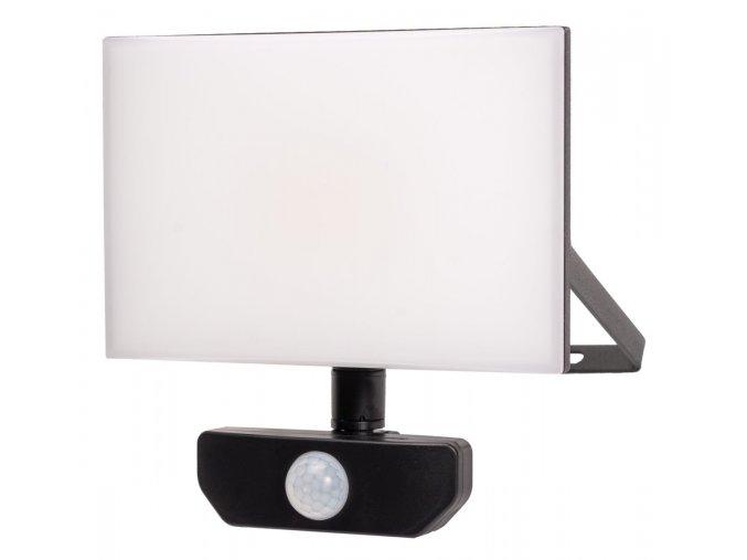 30W bezrámečkový LED reflektor s čidlem