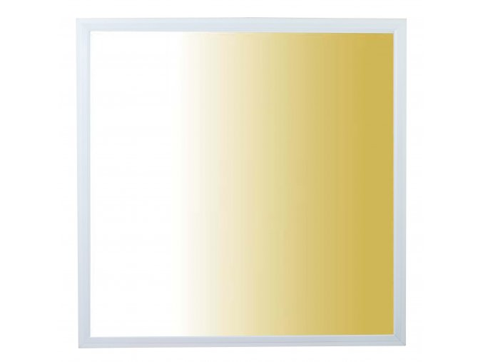 Bílý podhledový LED panel 600 x 600mm 40W CCT s DO