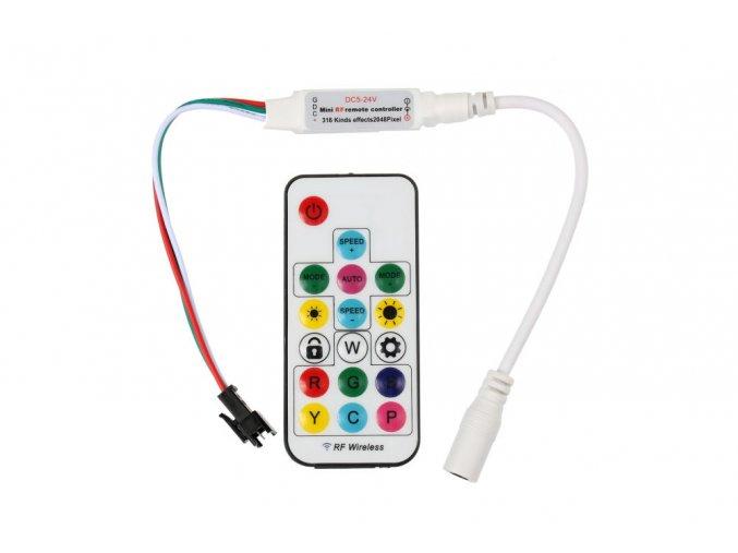 RGB digitální RF ovladač