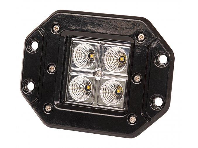 LED pracovní světlo 20W 10-30V vestavné