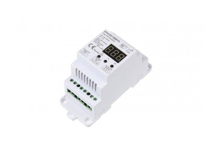 Triakový stmívač dimLED pro LED svítidla 230V na DIN lištu