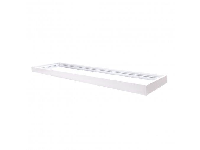 Bílý rámeček pro panel Premium 300x1200mm