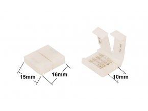 Spojka pro RGB LED pásek CLICK