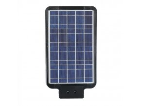 Inteligentní LED solární veřejné osvětlení 30W (3v1)