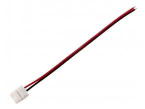 Konektor pro LED pásek s kabelem (Vyberte šířku konektoru Pro 10mm šířku pásku)