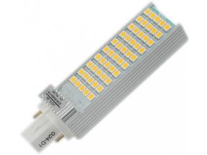 LED žárovka G24 9W 4 pin