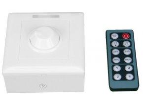 Stmívač manuální s IR ovládáním