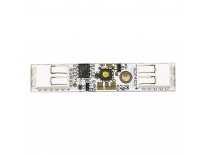 Dotykový stmívač LED pásku do profilu se svorkami