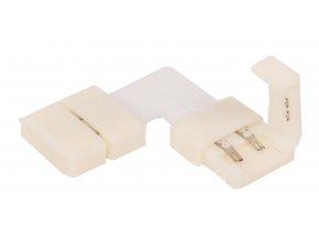 L spojka pro LED pásek click (Vyberte šířku konektoru Pro 10mm šířku pásku)