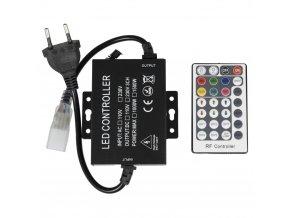 RGB Ovladač pro LED pásky 230V