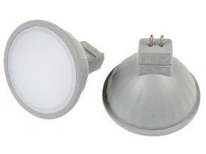 LED žárovka 3,5W GU5.3 12V (Barva světla Studená bílá)
