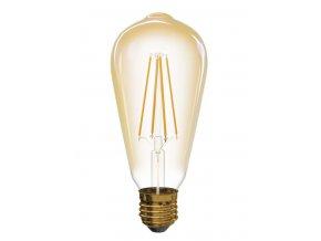 LED žárovka Filament 4W E27 oválná
