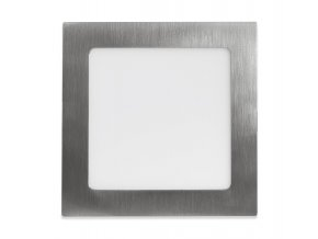 stribrny vestavny led panel 170x170 2