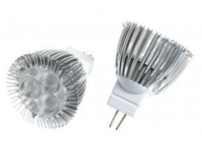 LED žárovka MR11 - 1,5W 60°