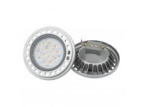 LED žárovka G53 AR111 15W