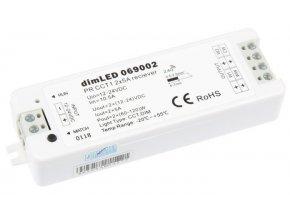 Přijímač dimLED pro LED pásky CCT