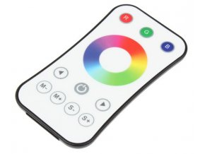 Dálkový ovladač dimLED RGB bílý
