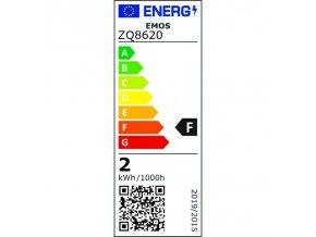 LED žárovka 2W G4 12V