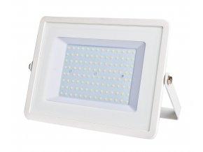 Bílý LED reflektor 100W Premium