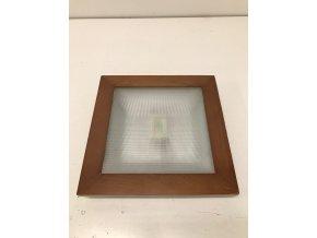 LED stropní svítidlo 20W - POŠKRÁBANÝ RÁMEČEK