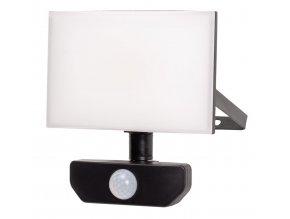 20W bezrámečkový LED reflektor s čidlem