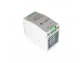 LED zdroj na DIN lištu 12V 100W