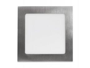 stribrny vestavny led panel 170x170 2