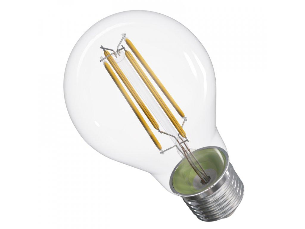 Ecolite LED žárovka Retro 8W E27