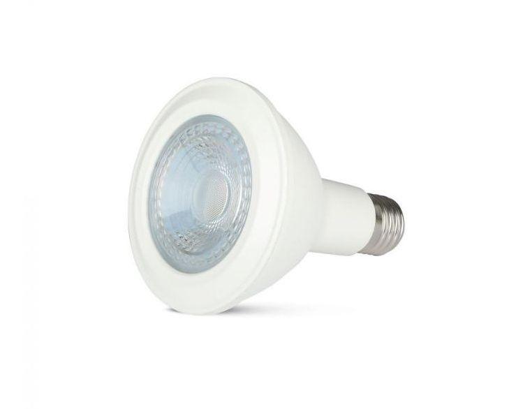 T-LED LED žárovka 12W E27 30° Barva světla: Teplá bílá