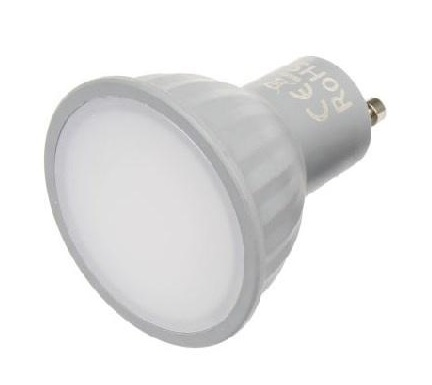 LED Solution LED bodová žárovka 3W GU10 230V Barva světla: Teplá bílá 7126