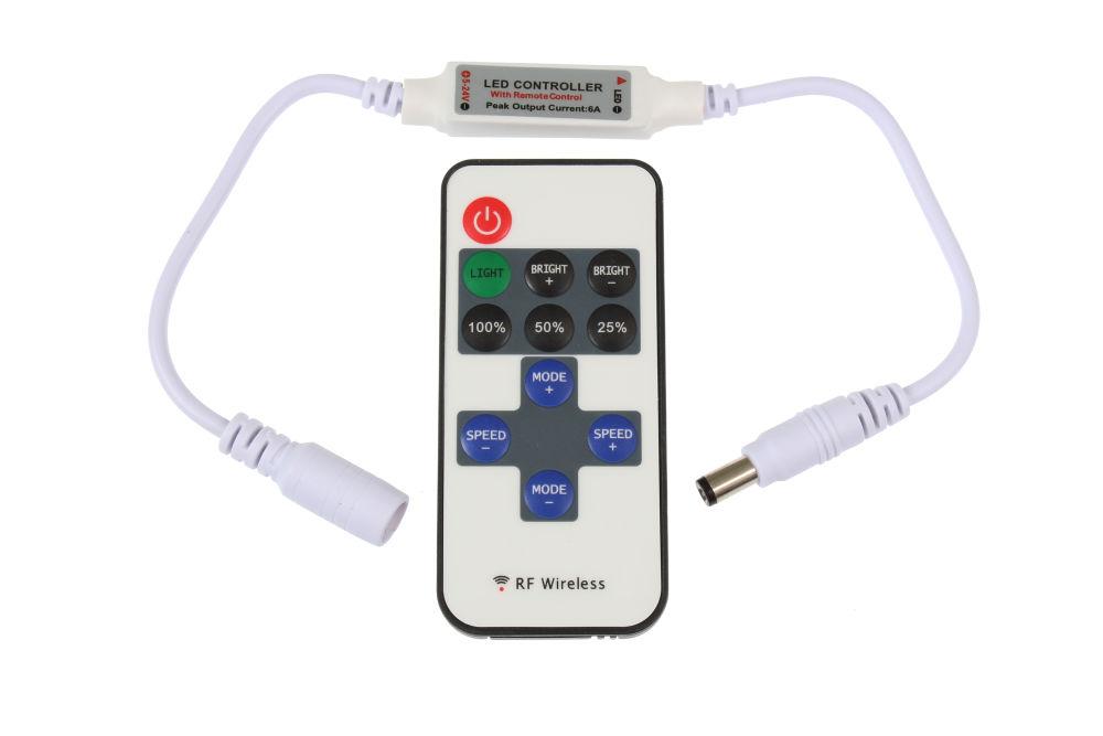T-LED Stmívač mini s ovládáním