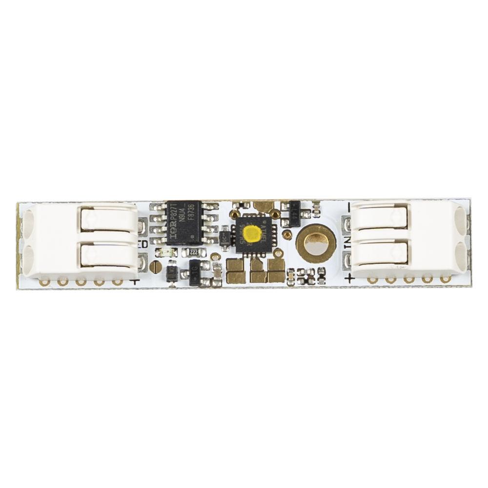 T-LED Dotykový stmívač LED pásku do profilu se svorkami