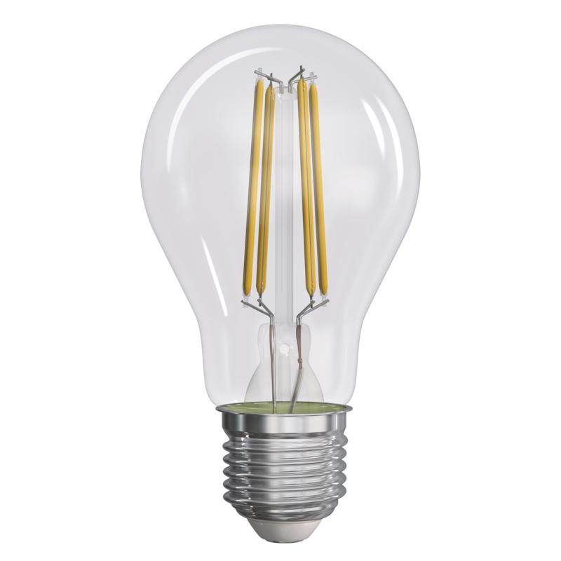 T-LED LED žárovka Retro 8W E27 stmívatelná