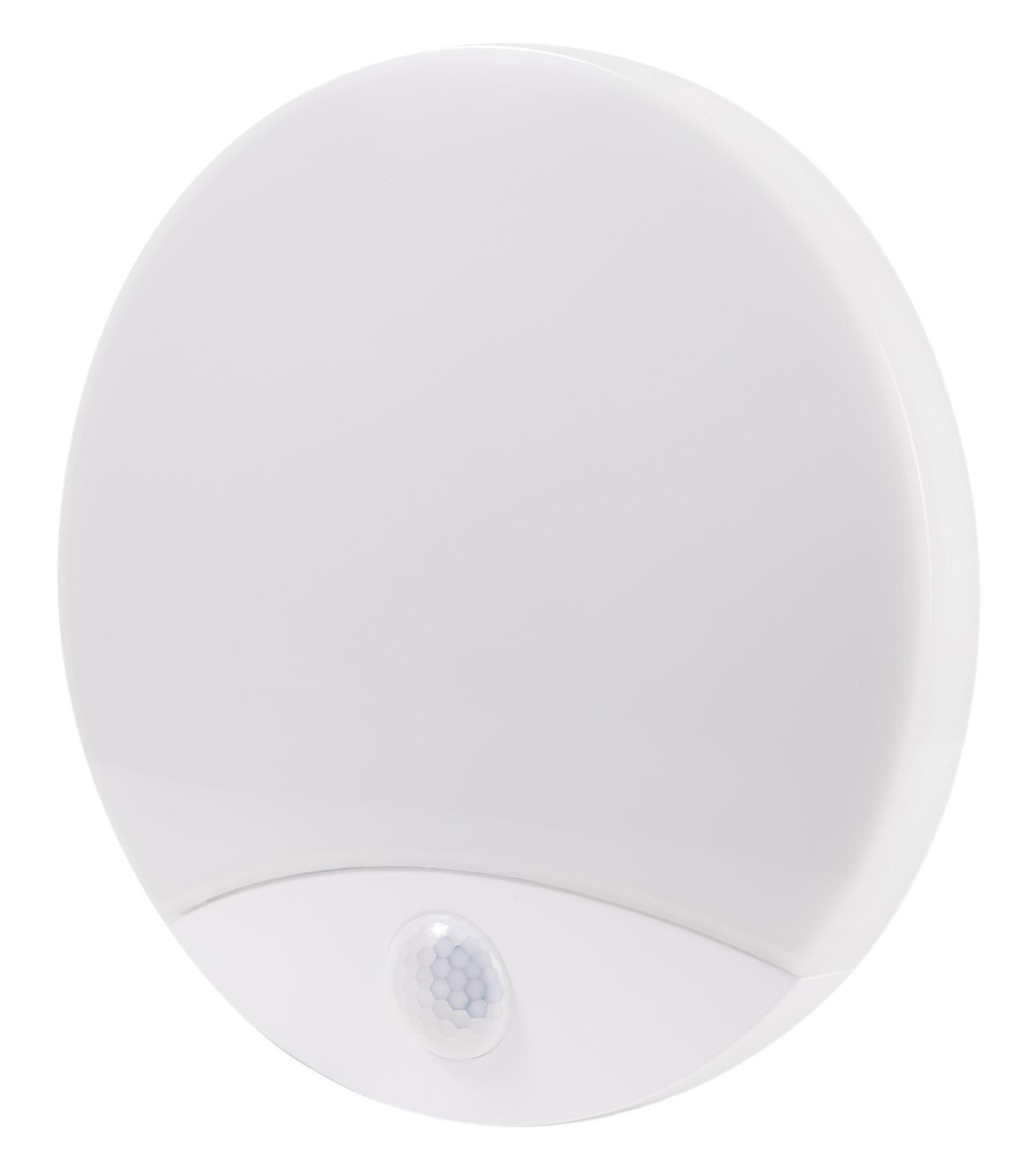 LED Solution LED stropní/nástěnné svítidlo 15W s pohybovým čidlem a nouzovým modulem STL 15 IEM