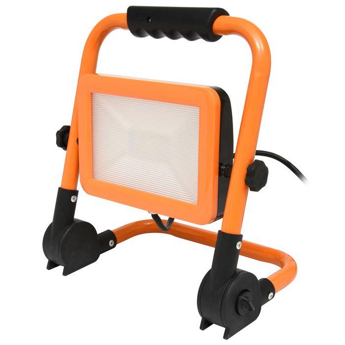 Ecolite Přenosný LED reflektor 30W RMLED-30W/ORA
