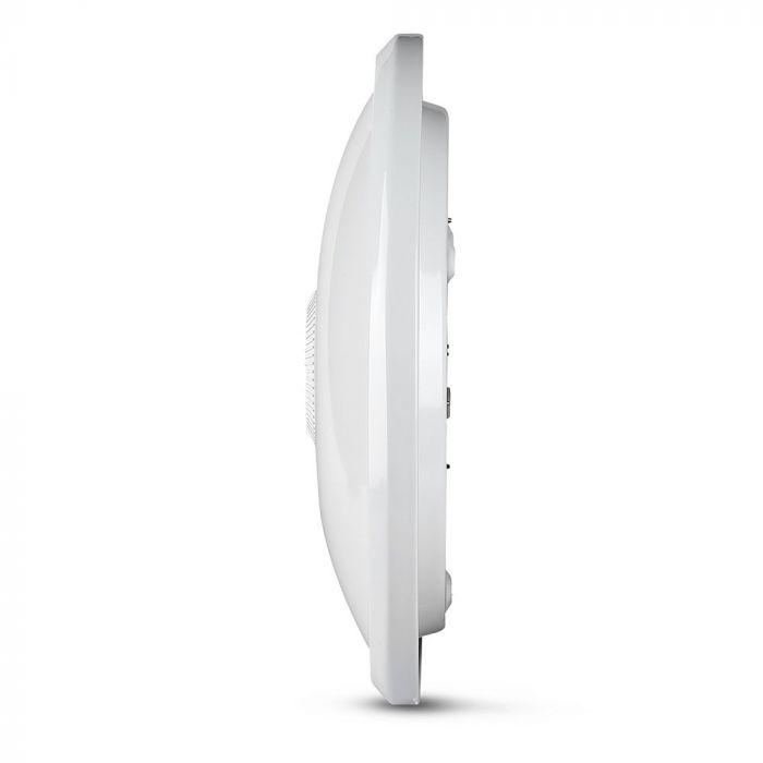 LED Solution LED stropní svítidlo 12W s pohybovým PIR čidlem