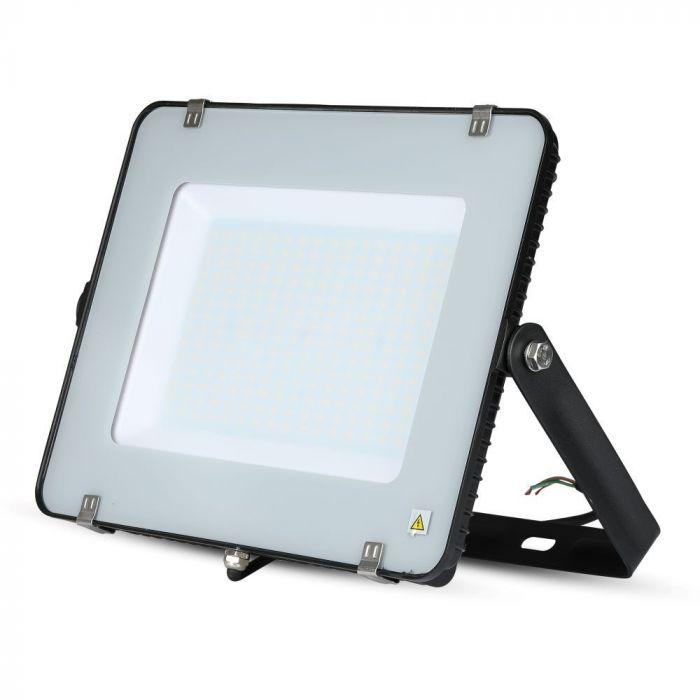 LED Solution Černý LED reflektor 200W Barva světla: Denní bílá 5892