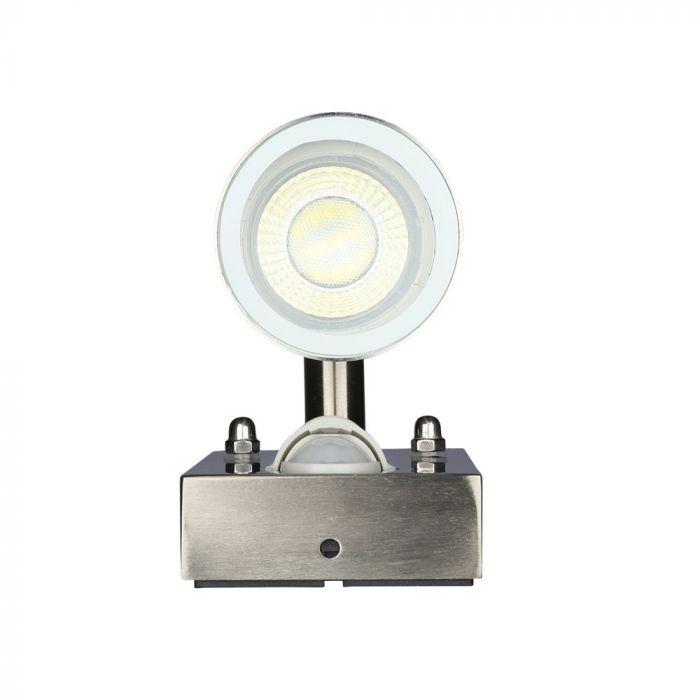 LED Solution Fasádní svítidlo 2x GU10 s pohybovým čidlem