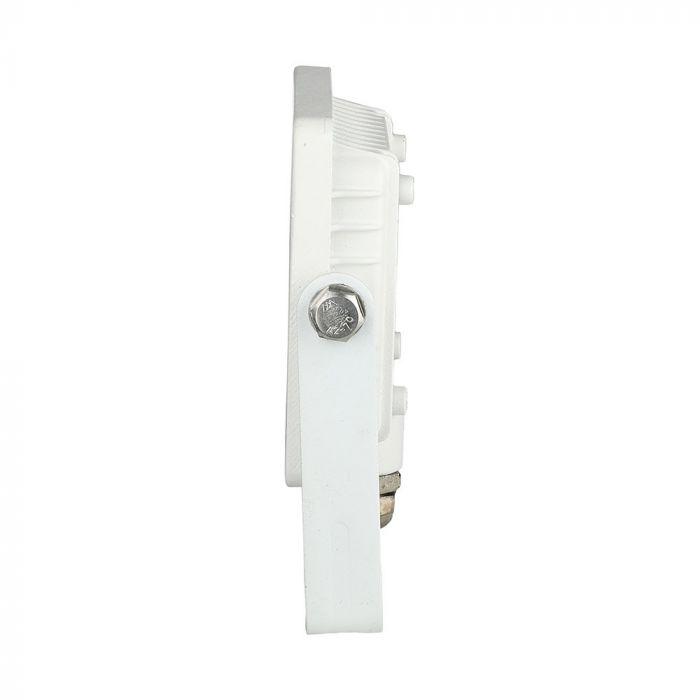 LED Solution Bílý LED reflektor 10W Premium Barva světla: Teplá bílá
