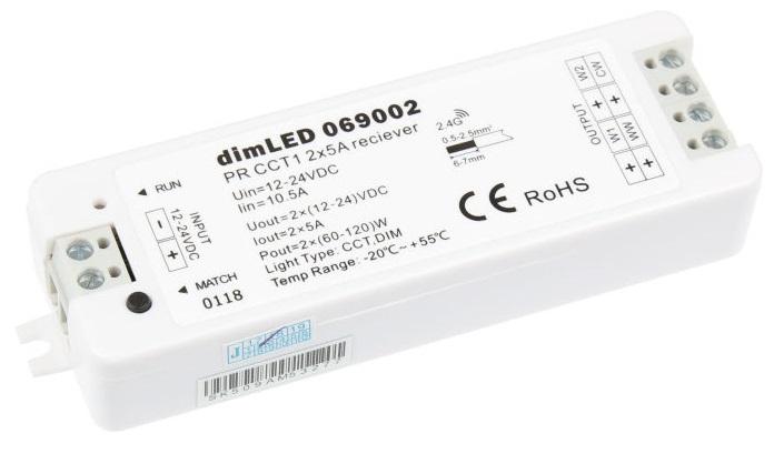 T-LED Přijímač dimLED CCT 069002