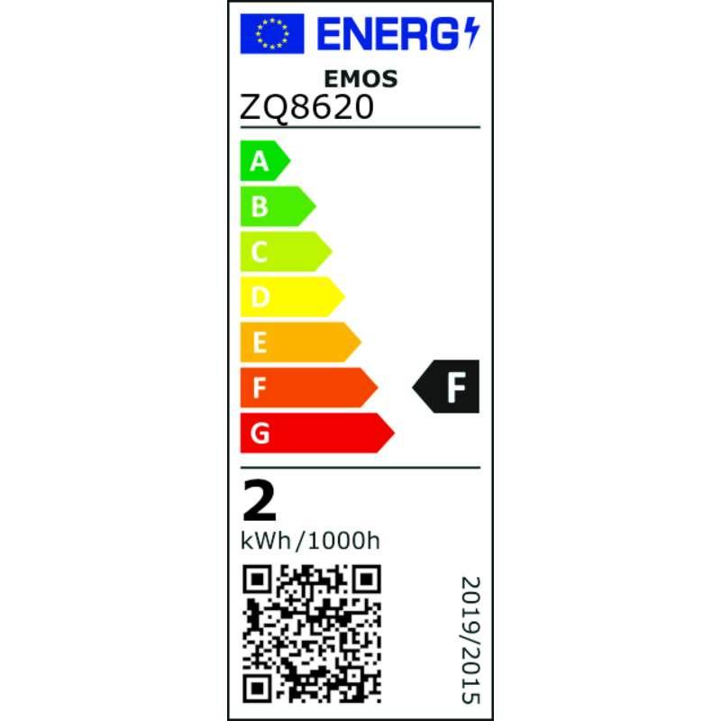 EMOS LED žárovka 2W G4 12V Barva světla: Teplá bílá ZQ8620