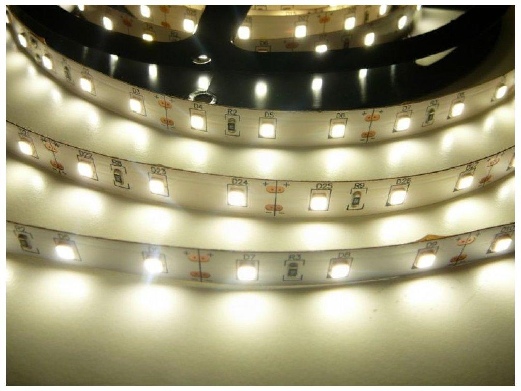LED Solution LED pásek 12W/m 12V bez krytí IP20 Barva světla: Denní bílá 07702