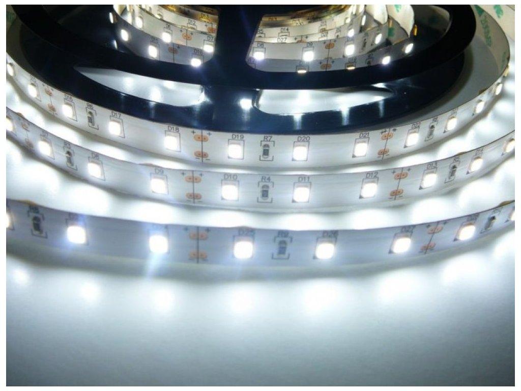 LED Solution LED pásek 12W/m 12V bez krytí IP20 Barva světla: Studená bílá 07703