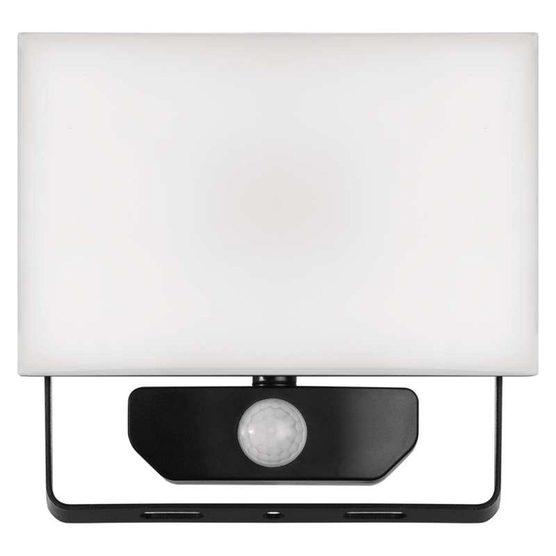 EMOS Bezrámečkový LED reflektor 20W s pohybovým čidlem
