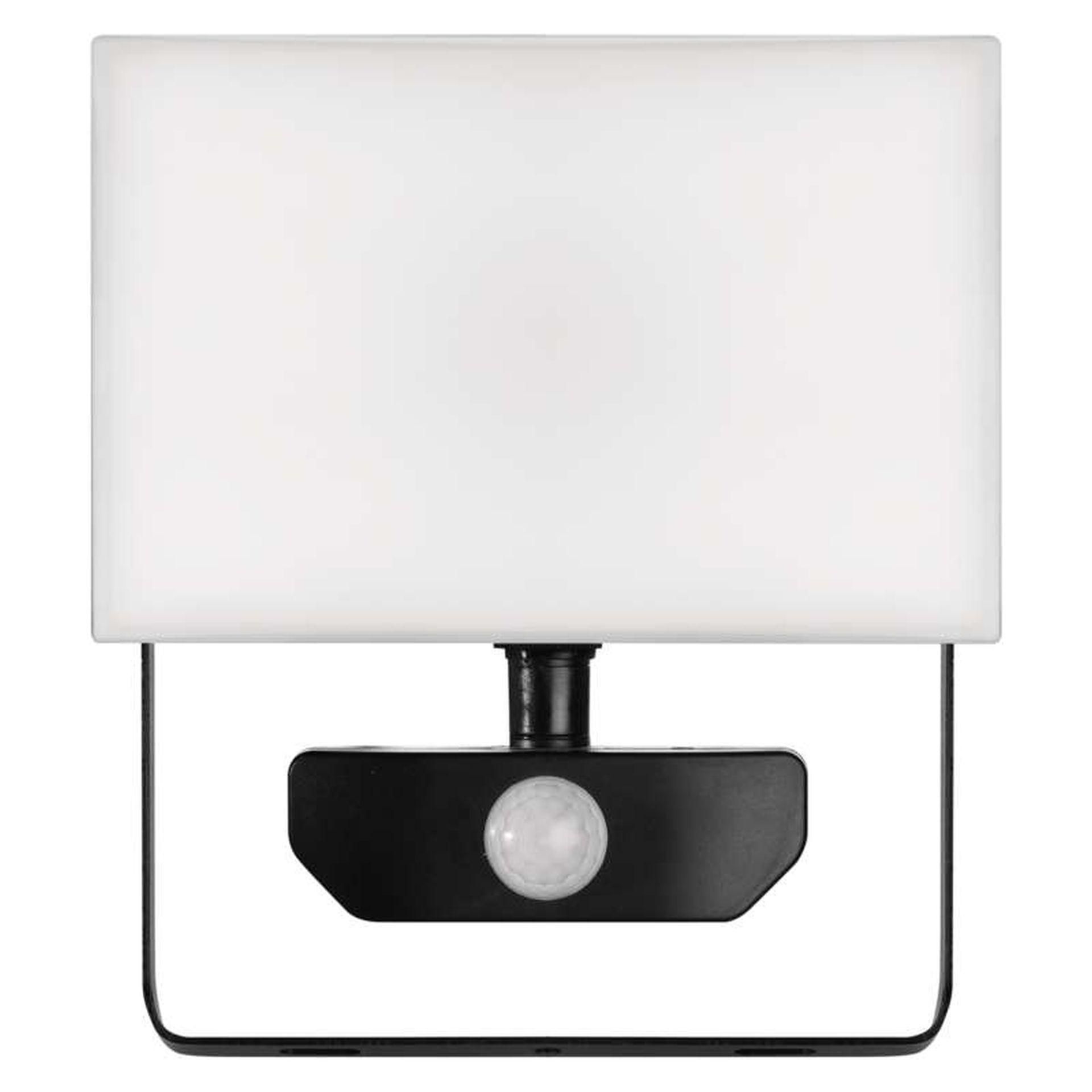 EMOS Bezrámečkový LED reflektor 30W s pohybovým čidlem