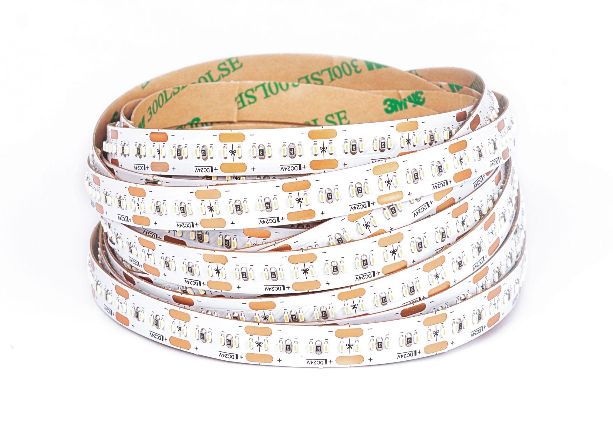 Levně LED Solution CRI LED pásek 20W/m 24V bez krytí IP20 300LED/m Barva světla: Studená bílá