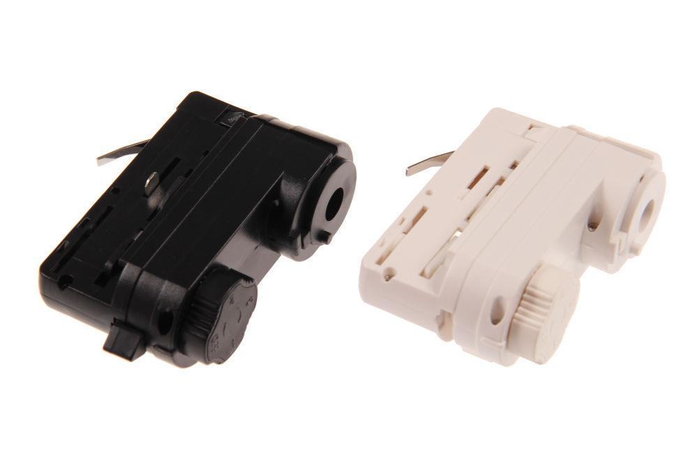 T-LED Adaptér 3F pro lištová svítidla Barva:: černá
