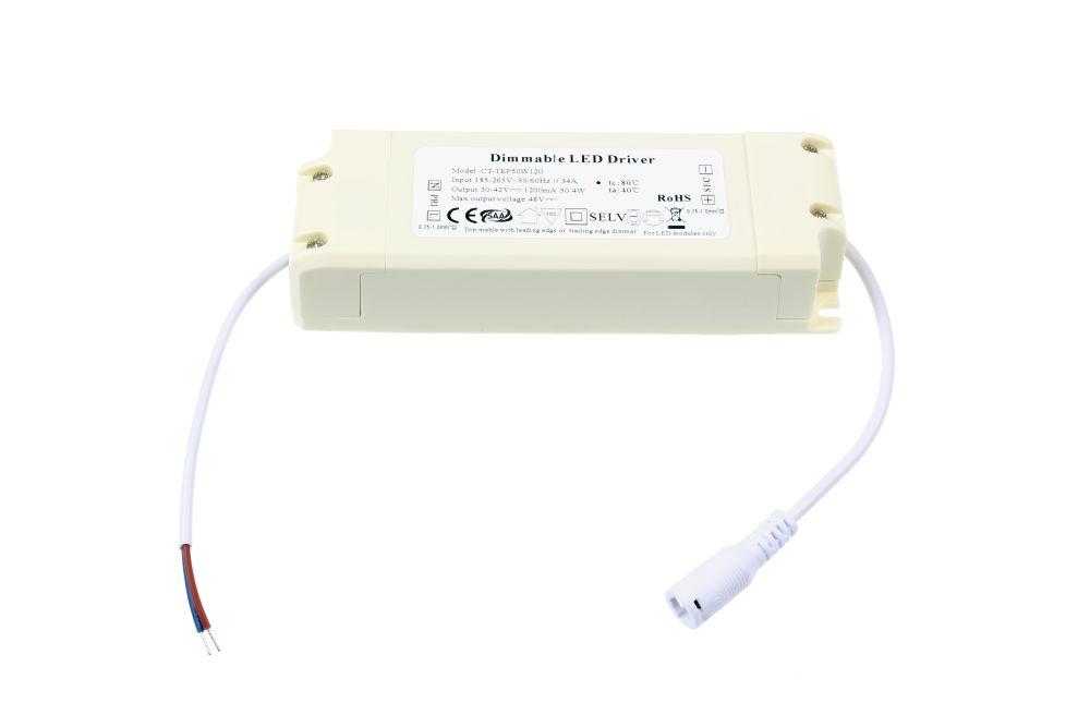 Levně T-LED Stmívatelný zdroj pro 48W rámeček