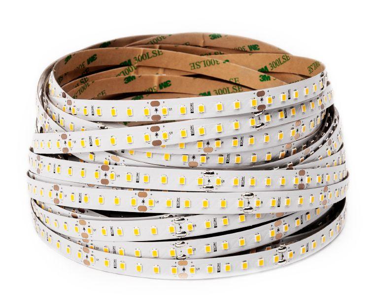 LED Solution Extradlouhý LED pásek 9,6W/m 24V bez krytí IP20 až 15m v kuse Barva světla: Teplá bílá