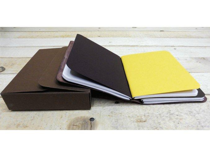 Dárková krabička pro kreativní deník